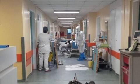 ΠΟΕΔΗΝ: Τραγική η κατάσταση στη Θεσσαλία - Ασθενείς πεθαίνουν εκτός ΜΕΘ