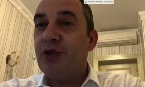 Κορονοϊός - Πλακιωτάκης: «Τηρούσα με θρησκευτική ευλάβεια τα περιοριστικά μέτρα»
