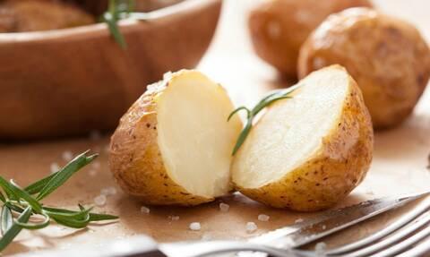 Τεράστιο κόλπο: Έτσι θα βράσεις την τέλεια πατάτα
