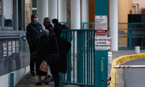 Κρούσματα σήμερα: Εβδομάδα… θανάτου - Ένας νεκρός από κορονοϊό κάθε 15 λεπτά στην Ελλάδα