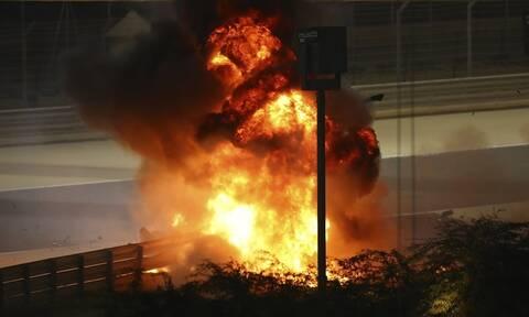 Formula 1: Τρομακτικό ατύχημα - Εξερράγη μονοθέσιο! (videos+photos)