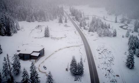 Καιρός - ΕΜΥ: Κακοκαιρίες με βροχές, καταιγίδες και χιόνια μέχρι και το Σάββατο