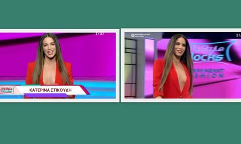 My Style Rocks - Gala: Super sexy η Στικούδη! Η εμφάνιση που θα συζητηθεί (2)