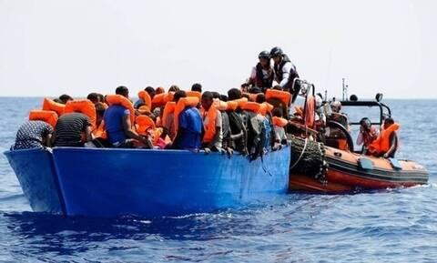 Γαλλία: Σαράντα πέντε μετανάστες διασώθηκαν στη Μάγχη, ενώ προσπαθούσαν να περάσουν στη Βρετανία