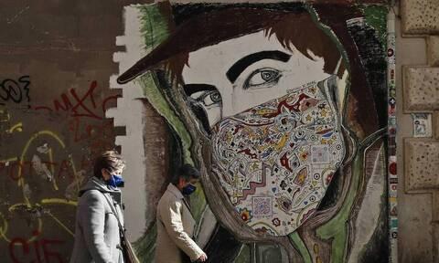 Ιταλία - Κορονοϊός: Νέα μείωση των κρουσμάτων και των θανάτων