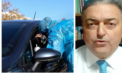 Αποκάλυψη Βασιλακόπουλου στο Newsbomb.gr: Πότε θα πέσουν κάτω από 2.000 τα κρούσματα;