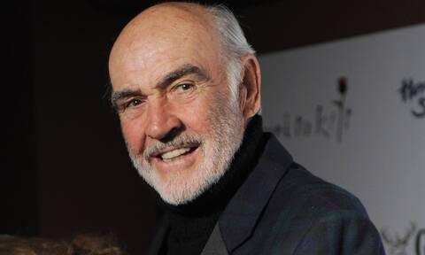 Η αιτία θανάτου του Sean Connery έγινε γνωστή