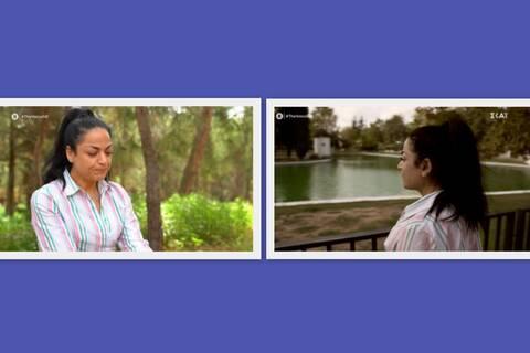 """The Voice: """"Λύγισε"""" η διαγωνιζόμενη - Το τροχαίο ατύχημα που της άλλαξε τη ζωή"""