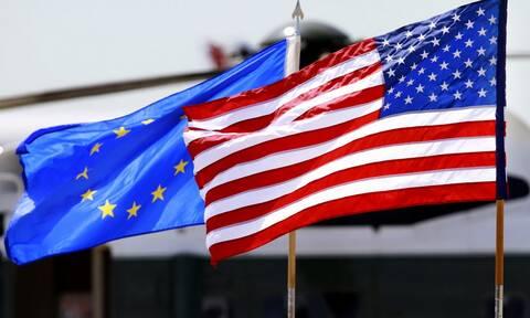 ΕΕ: Σχέδιο για την βελτίωση των σχέσεων με τις ΗΠΑ ετοιμάζουν οι Βρυξέλλες