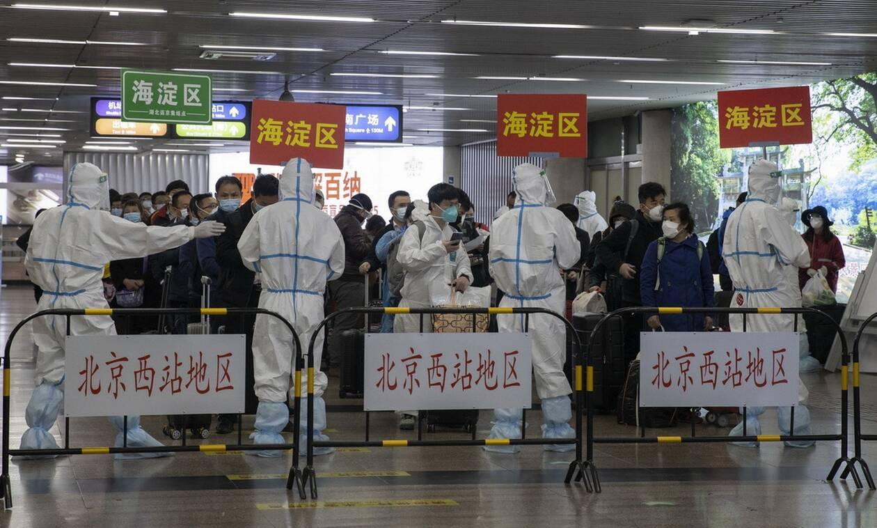 Η Κίνα ελέγχει τον κορονοϊό: 18 νέα κρούσματα σε 24 ώρες