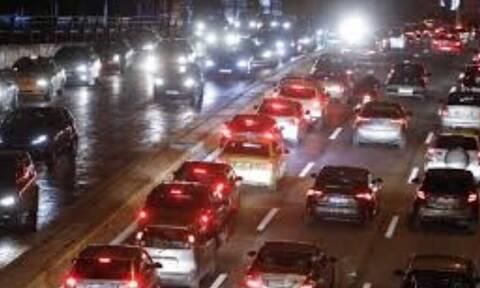 Τροχαίο στον Κηφισό – Προβλήματα για τους οδηγούς