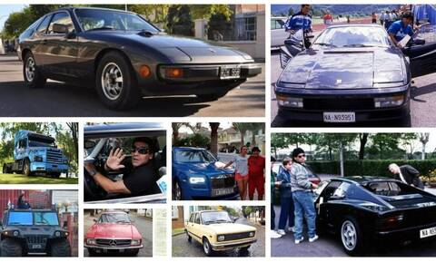 Μαραντόνα: O μύθος θέλει να απορρίπτει μία μαύρη Ferrari F40 γιατί δεν είχε ραδιοκασετόφωνο