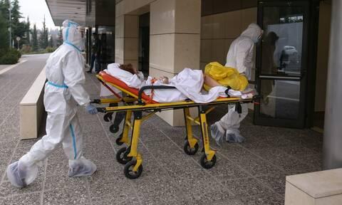 Κορονοϊός: Τι έδειξε ελληνική έρευνα για τα αντισώματα σε ασθενείς που νοσηλεύτηκαν με Covid-19