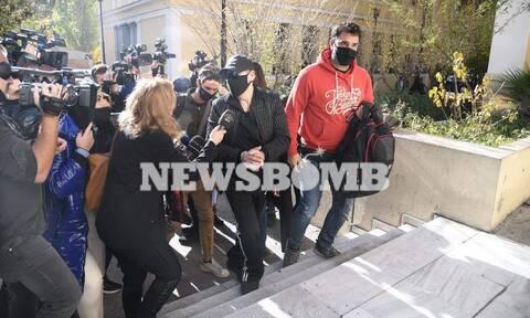 Ρεπορτάζ Newsbomb.gr: Στα δικαστήρια της Ευελπίδων ο Νότης Σφακιανάκης (vid+pics)