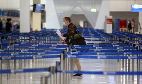 Κορονοϊός: Νέα παράταση αεροπορικών οδηγιών για την Ελλάδα