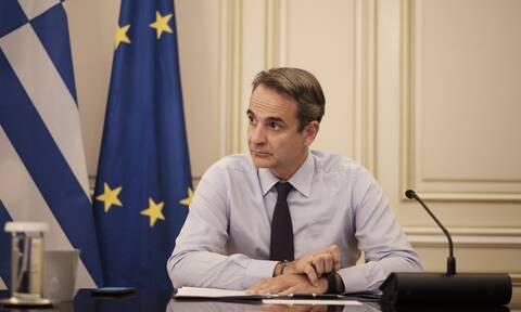 Μητσοτάκης στο Υπουργικό Συμβούλιο: «Πριν από το τέλος του 2020 τα εμβόλια στην Ελλάδα»