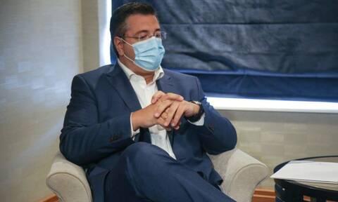 Τζιτζικώστας: «Άκυρη, άκαιρη και μη σοβαρή κάθε συζήτηση για άνοιγμα στη Θεσσαλονίκη»