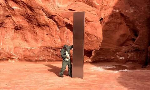 Εξωγήινοι: Μυστήριο με τον μονόλιθο που εξαφανίστηκε!