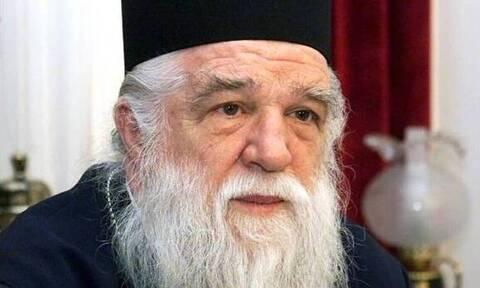 Κορονοϊός: Ξεπέρασε τον covid ο πρώην Μητροπολίτης Αιγιαλείας, Αμβρόσιος