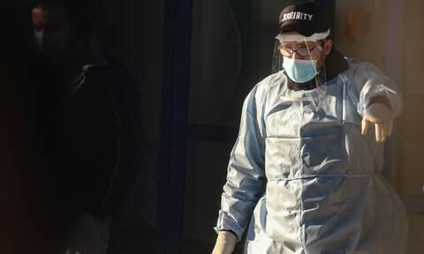 Κορονοϊός: Ακόμη ένα θύμα της πανδημίας στη Θεσσαλία