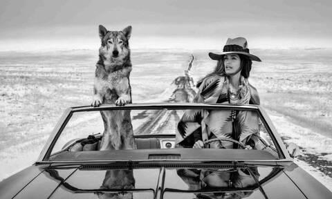 H Cindy Crawford και η Cara Delevigne ποζάρουν στην... Άγρια Δύση!