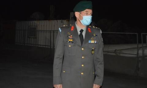 Θρήνος στις Ένοπλες Δυνάμεις: Πέθανε ο Μάρκος Παζιώκης