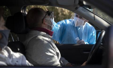 Κρούσματα σήμερα: Οι 18 περιοχές με το μεγαλύτερο ιικό φορτίο - «Καλύτερη η συμμόρφωση στην Αττική»