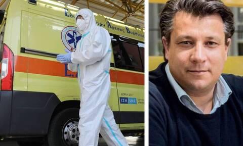 «Βόμβα» Δερμιτζάκη στο Newsbomb.gr: Το τρίτο κύμα θα έρθει ακόμα και αν ανοίξουμε με 100 κρούσματα