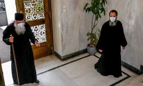 Κορονοϊός: Σε εξαιρετική διάθεση ο Αρχιεπίσκοπος Ιερώνυμος -  Επιστρέφει στα καθήκοντά του