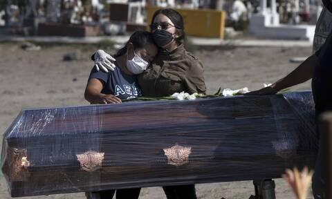 Κορονοϊός - «Σε άσχημη θέση» το Μεξικό: 6.472 κρούσματα και 285 θάνατοι σε 24 ώρες