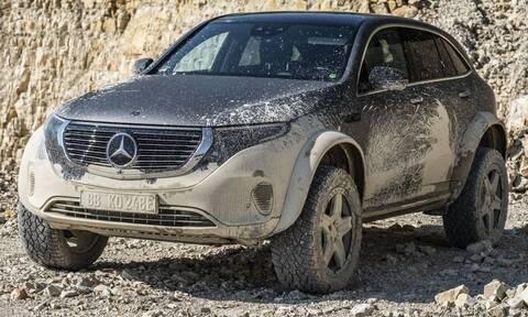 Η εντυπωσιακή Mercedes EQC 4×4 έτοιμη για την παραγωγή;