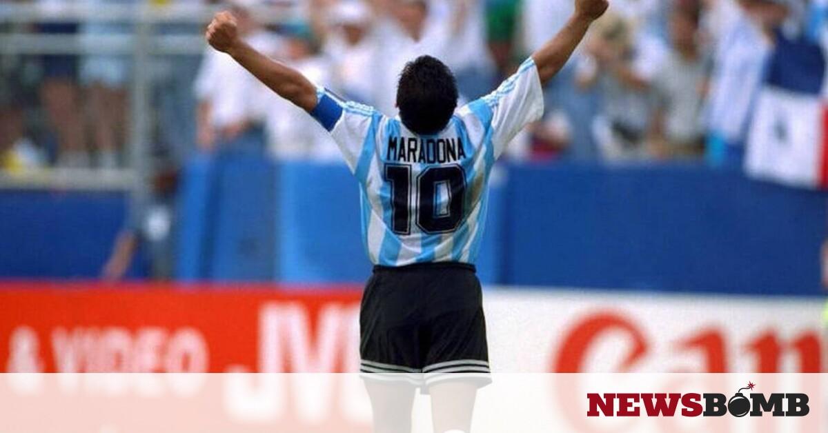 facebookDiego Maradona 10