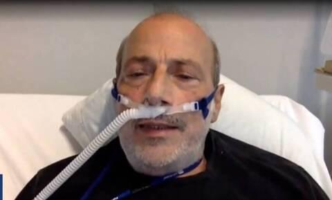 Κορονοϊός: Σοκάρει Έλληνας γιατρός που έζησε την κόλαση