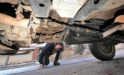 Έτσι θα γλιτώσεις τον καταλύτη του αυτοκινήτου σου από επίδοξους κλέφτες