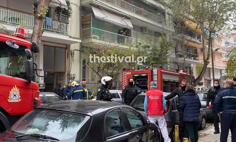 Θεσσαλονίκη: Νεκρός ανήλικος από φωτιά σε διαμέρισμα