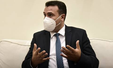 Προκλητικός ο Ζάεφ: Θα μπούμε στην ΕΕ ως «Μακεδόνες» που «μιλάμε Μακεδονικά»