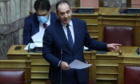 Κορονοϊός: Στη ΜΕΘ ο υπουργός Ναυτιλίας Γιάννης Πλακιωτάκης