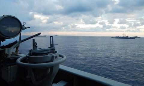 Επεκτείνεται η συνεργασία Ελλάδας, Γαλλίας, Ιταλίας και Κύπρου στην Ανατολική Μεσόγειο