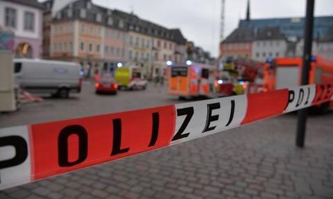 Τραγωδία στη Γερμανία: Η στιγμή της σύλληψης του οδηγού που χτύπησε πεζούς