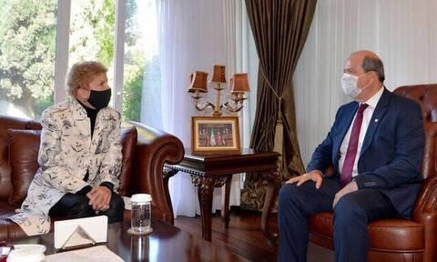 Κύπρος - Tατάρ σε Λούτ:  Όχι σε Ομοσπονδία - Θέλουμε δυο κράτη