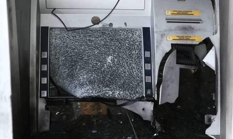 Κηφισιά: Βίντεο – ντοκουμέντο από την ισχυρή έκρηξη σε ΑΤΜ