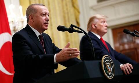 Χαμός στο ΝΑΤΟ: Οργή Ερντογάν για Τραμπ και «πόλεμος» Τσαβούσογλου - Πομπέο για την Ελλάδα