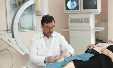 10.000 θεραπείες ραδιοϋμενόλυσης από τον πυρηνικό ιατρό, Δρα Δημήτρη Χατζόπουλο
