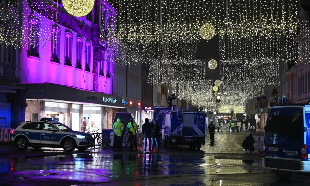 Γερμανία: Στους πέντε οι νεκροί από την επίθεση με αυτοκίνητο στο Τρίερ