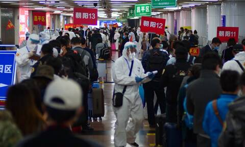 Κορονοϊός στην Κίνα: Εννέα κρούσματα σε 24 ώρες