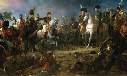 Η Μάχη του Αούστερλιτς