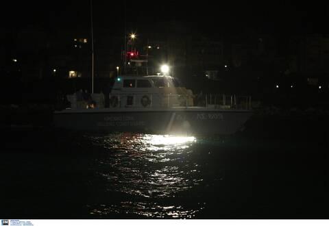 Μυτιλήνη: Έρευνα στη θάλασσα για δύο αγνοούμενους μετανάστες