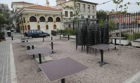 Έτσι θα ανοίξει η εστίαση: Έως 5.000 ευρώ για εξωτερικές θερμάστρες σε καφέ και εστιατόρια