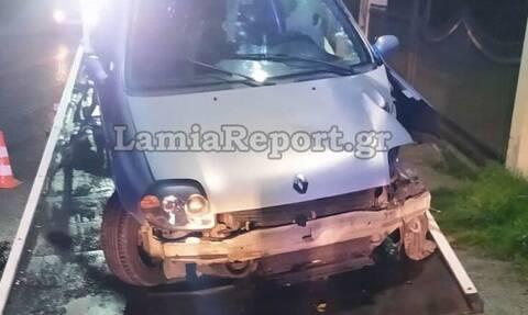Λαμία: Ανήλικοι έκλεψαν αυτοκίνητο και τράκαραν - Χαροπαλεύει 15χρονος