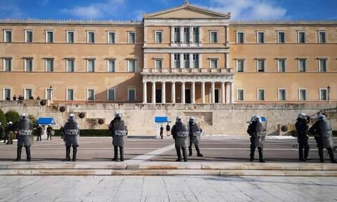 Επέτειος Γρηγορόπουλου: «Φρούριο» η Αθήνα - Με «συνταγή» Πολυτεχνείου τα μέτρα της ΕΛ.ΑΣ.